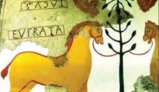 imagen mosaico caballo