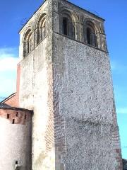 imagen torre iglesia san juan